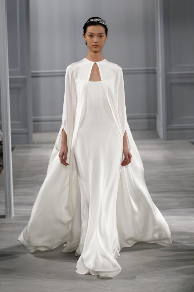 Tatiana Cape, abito minimal