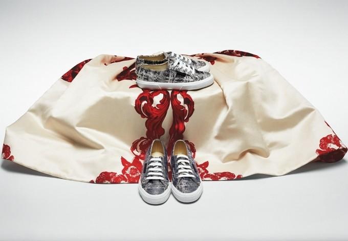 Le sneakers by Leandra Medine, per Superga, nella collezione primavera-estate 2014