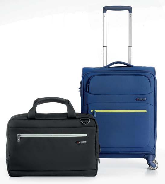 Valigia Roncato, modello Polaris, dalle dimensioni piccole. Sono perfette per chi ama viaggiare in assoluta comodità