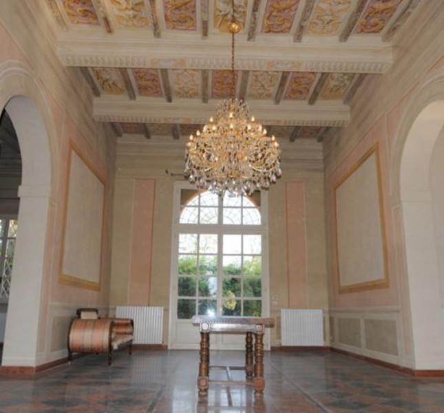 Villa Gandolfo, Bazzano, Bologna.