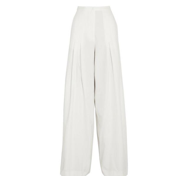 Vionnet SS 14: pantalone bianco