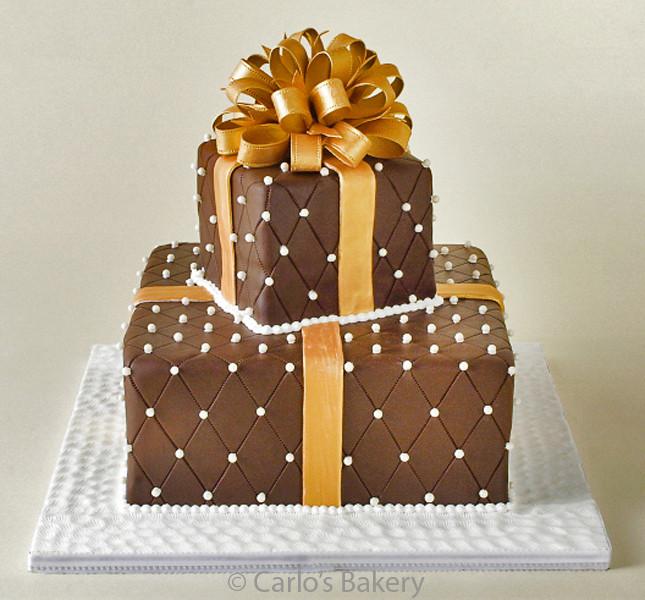 Come scatole regalo. Una proposta di Carlo's Bakery. Rif: W47