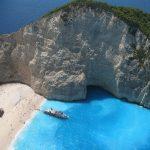 Zacinto Grecia