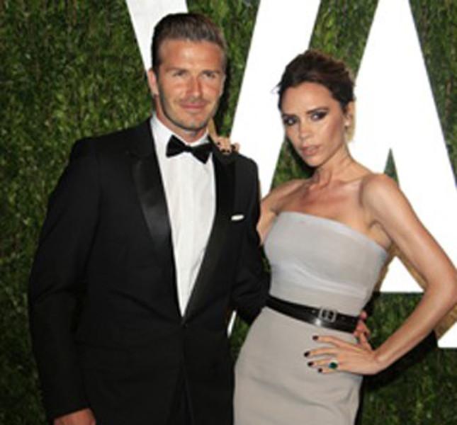 I coniugi Beckham quest'anno festeggiano i 15 anni di matrimonio. Auguri!