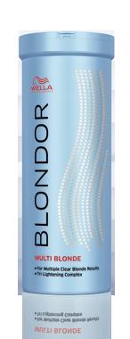 Utilizzato nei migliori saloni di bellezza   Blondor di Wella è un colorante delicato, capace di regalare nuova luce anche a capelli spenti e sfibrati