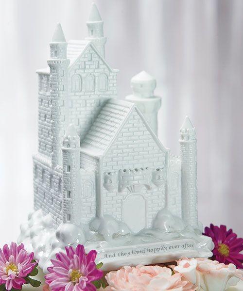 cake topper per matrimonio da favola