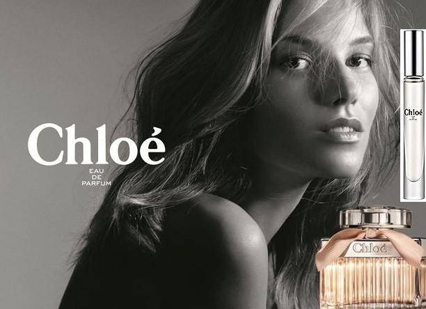 Chloé Eau de Parfum, le sue note cipriate e di rosa richiamano l'essenza della femminilità.