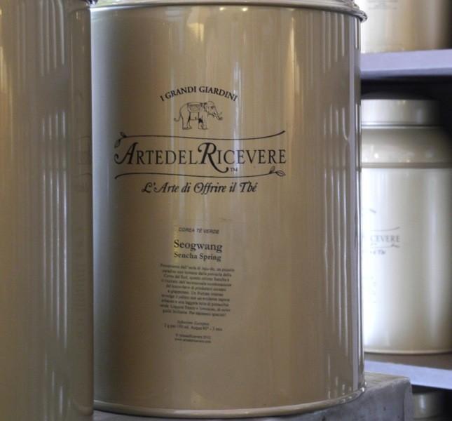 ArtedelRicevere è un brand italiano di tè pregiati nato a Milano più di 10 anni fa