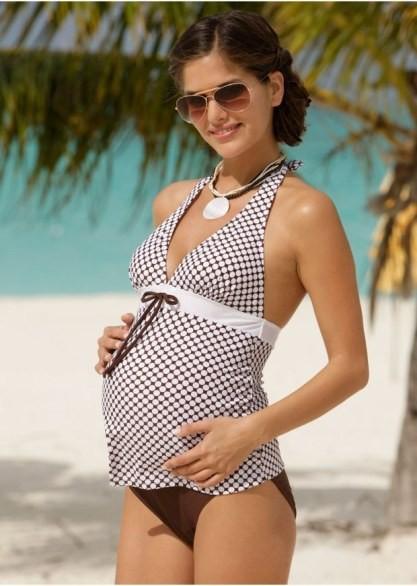 Tankini ideale per essere trendy anche in spiaggia