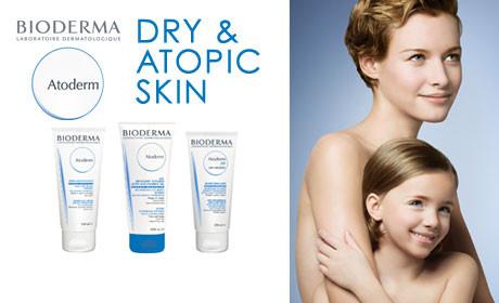 Atoderm Crème Lavante deterge delicatamente e protegge le pelli secche