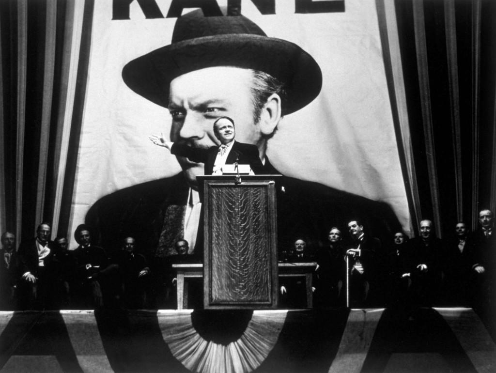 Quarto potere (Citizen Kane) del 1941 è il primo dei 100 film più belli di sempre