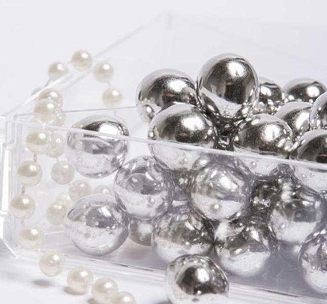 Perle d'argento? No... nocciole di cioccolato! di Buratti