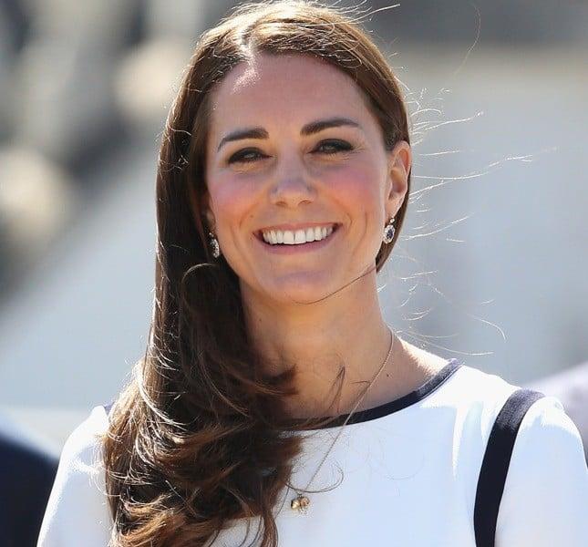 Secondo un'amica la duchessa mangia cibi crudi almeno una volta alla settimana per avere una pelle più bella e luminosa