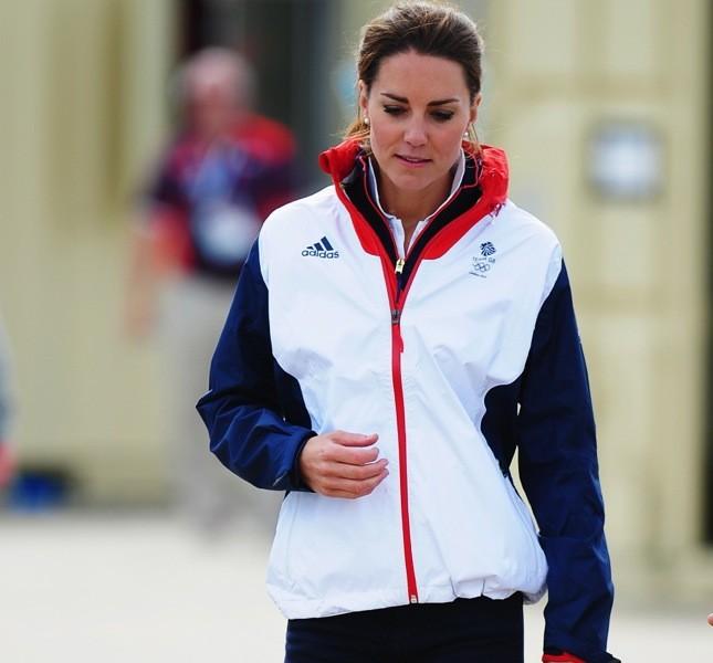 Sporty Kate: la duchessa di Cambridge ha ottenuto ottimi risultati come giocatrice di hockey, netball, tennis e nuoto