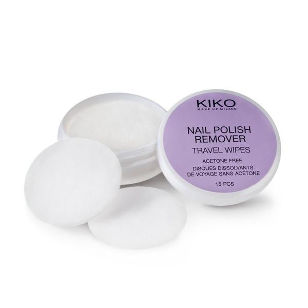 Nail polish remover wipes. Comodi e pratici da portare in borsa
