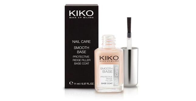 Kiko Smooth base coat Protettivo