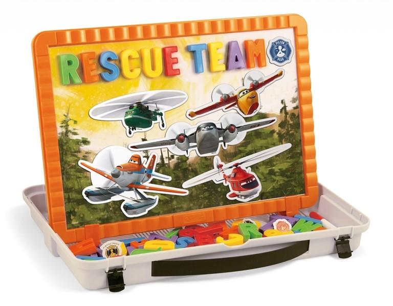 Magnetino Planes Fire e Rescue Walt Disney lavagna magnetica, età 4+ prezzo 25,90 Euro