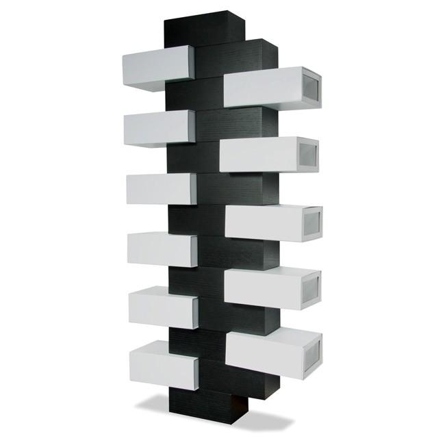 Scarpiera modulare di Mark Hark ispirata alla forma di un albero!