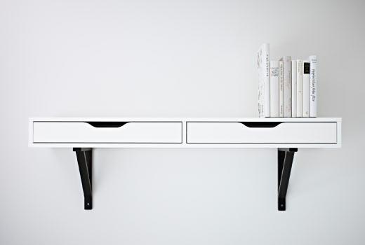 Ripiani In Legno Ikea : Idee per mensole originali fai da te unadonna