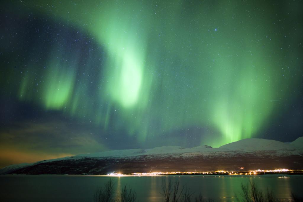 Tromso, in Norvegia