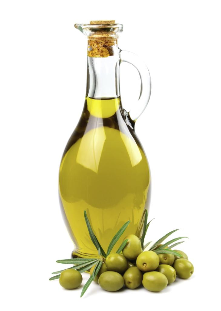Lozione olio d'oliva e succo di limone