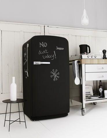 Ami osare? Perché non dare un nuovo volto al tuo frigorifero?