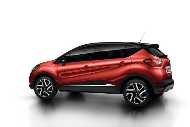 Renault Captur, piccola SUV della Losanga