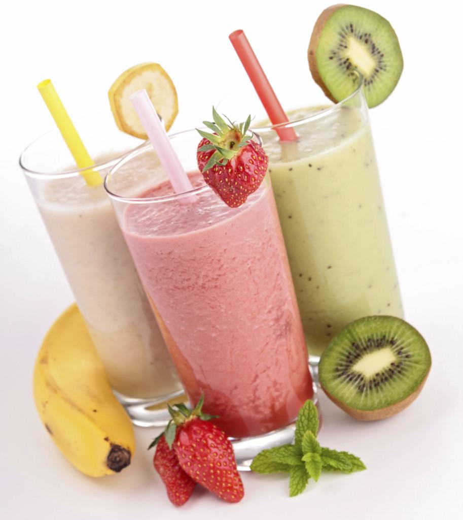 per i più piccoli prepara un bel frullato di frutta sano, energetico e buono