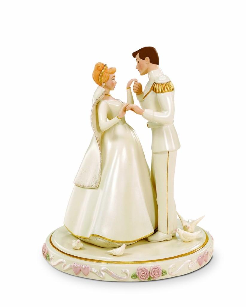 romantico cake topper tema fiaba