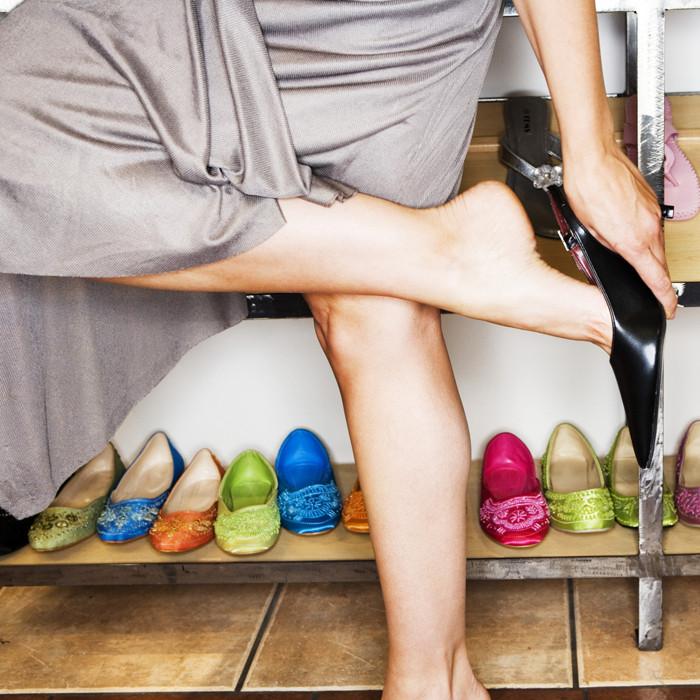 Il tuo amore per le scarpe è infinito? È giunto il momento di crearti uno spazio dedicato!