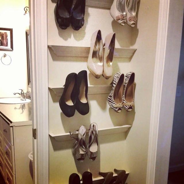 Hai pensato all'utilità di avere le scarpe sempre a portata di mano?
