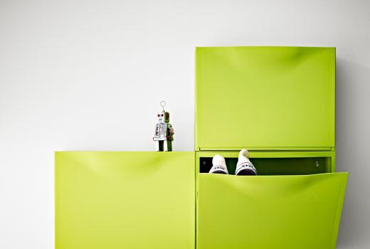 Colorato e pratico, il modello Trones Ikea  è forse quello di maggior successo fra i giovani