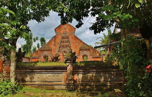 Ubud, polo culturale dell'isola di Bali