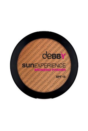 Terra sunEXPERIENCE Debby: terra abbronzante    con SPF 15