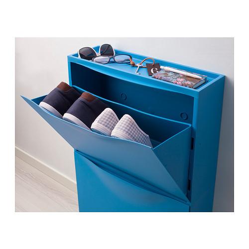 Tanti colori per ordinare le tue scarpe! Scegli il modello Trones di Ikea