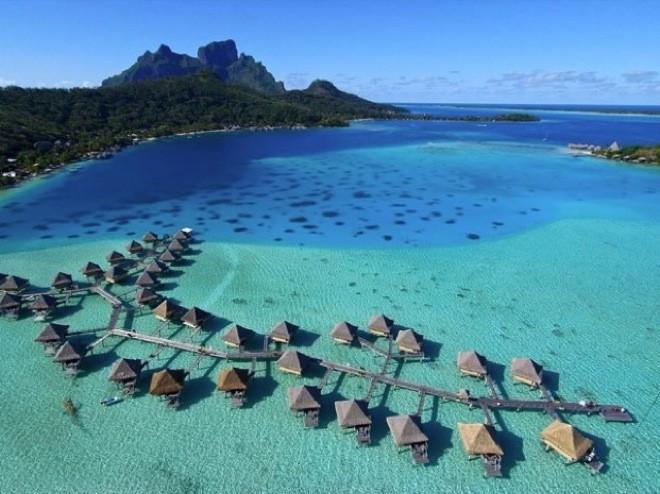 Bora Bora (Polinesia francese), un paradiso in terra