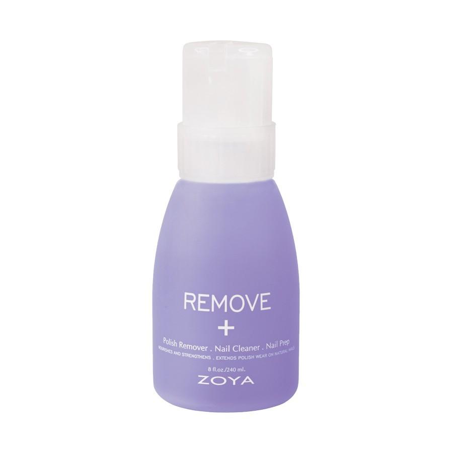 Polish remover acetone free con pratico dosatore