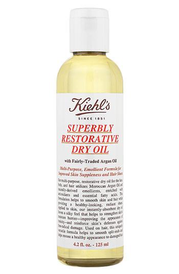 Restorative Argan Dry Oil di Kiehl's