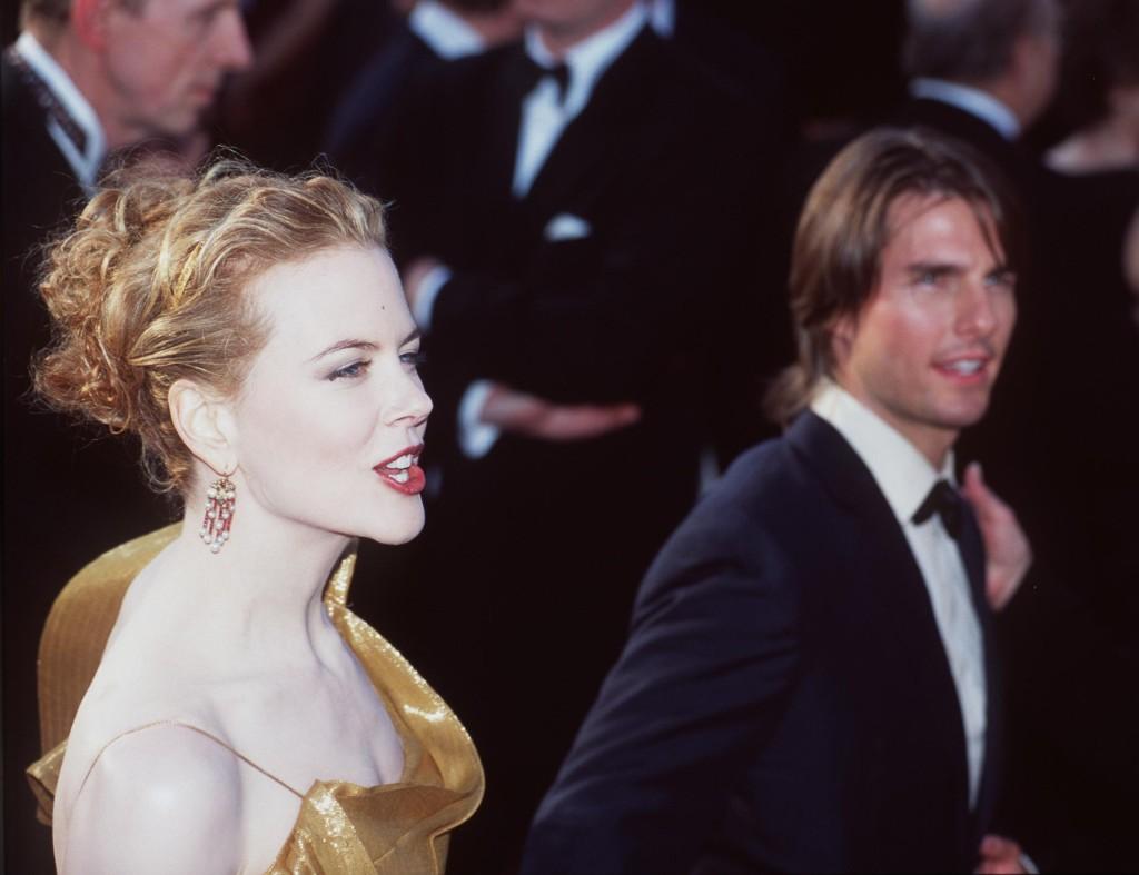 Tom e Nicole agli Oscar 2011