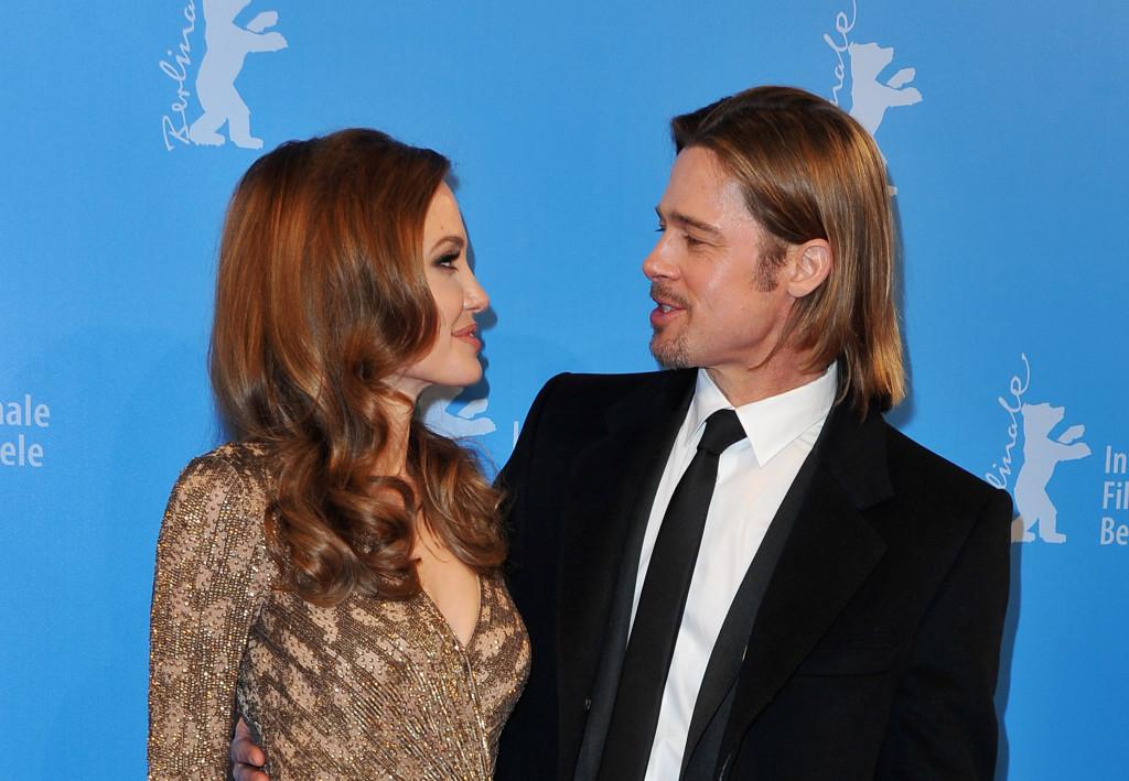 Angelina e Brad alla premiere di
