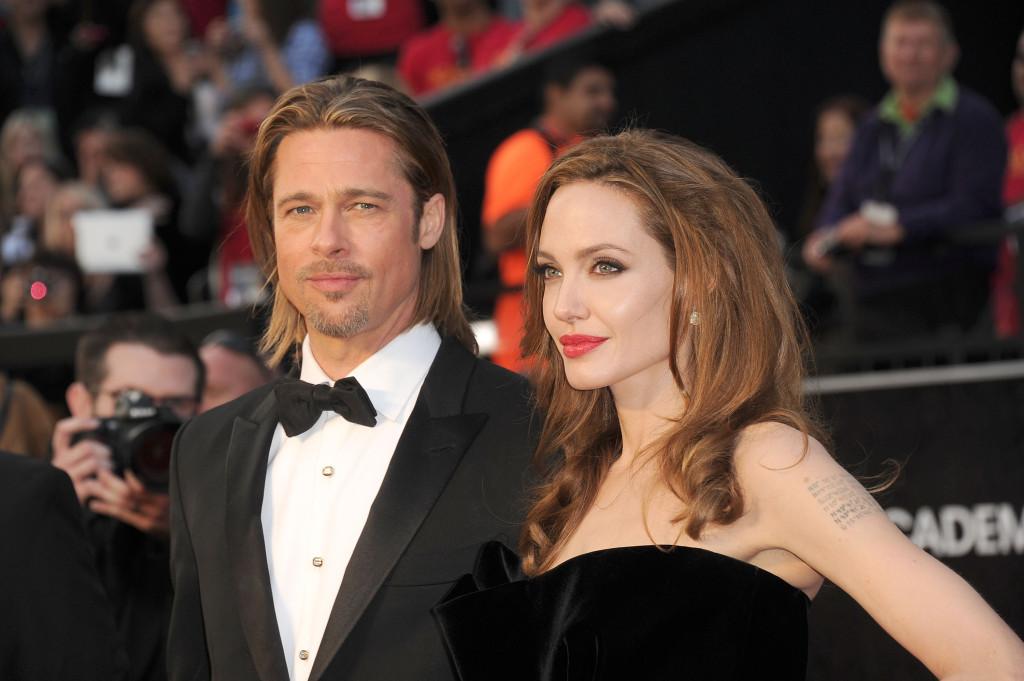La coppia sul red carpet degli Academy Awards