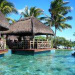 Attrazione di hotel e villaggi turistici: bungalow a pelo d'acqua