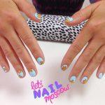 nail art autunno