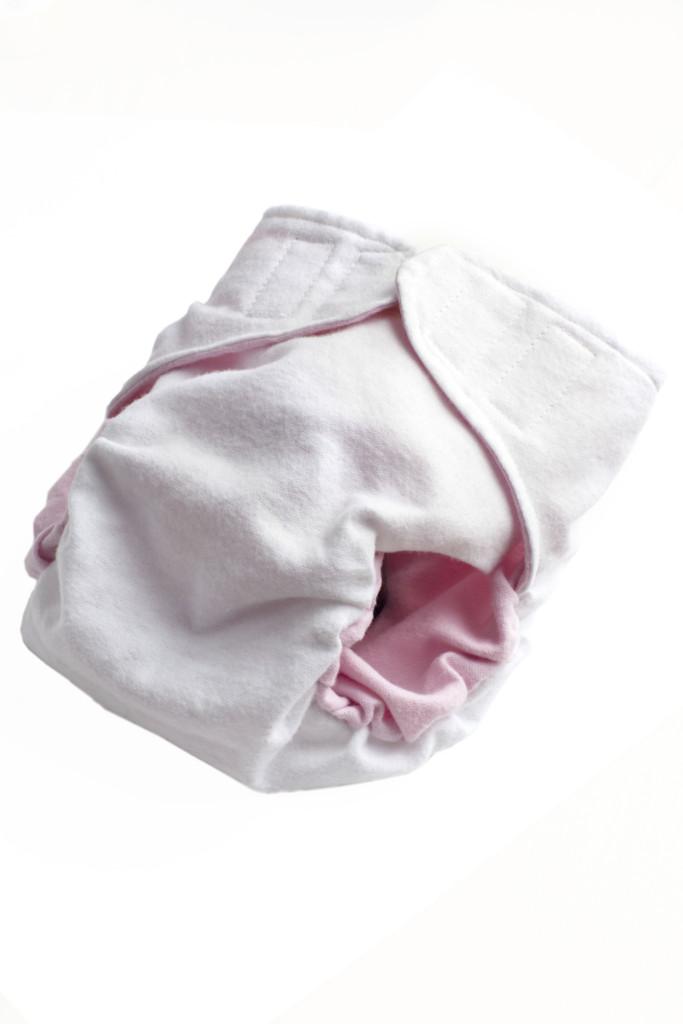 Un'idea economica è quella di autoprodurre i pannolini lavabili che servono