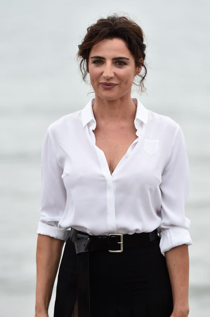 Luisa Ranieri, madrina della 71esima edizione del Festival di Venezia