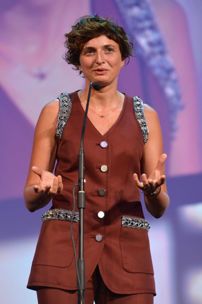 Alice Rohrwacher - Venezia 2014