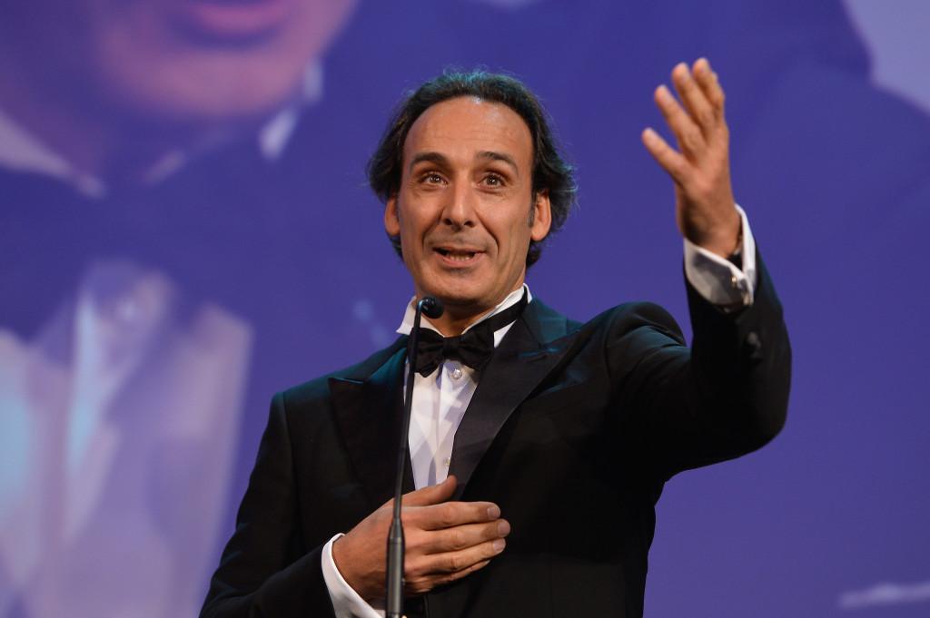 Alexandre Desplat, presidente della giuria che assegnerà il Leone d'Oro - Venezia 2014