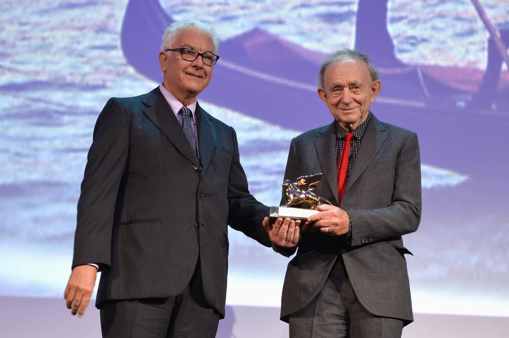 Frederick Wiseman premiato col Leone d'oro alla carriera - Venezia 2014