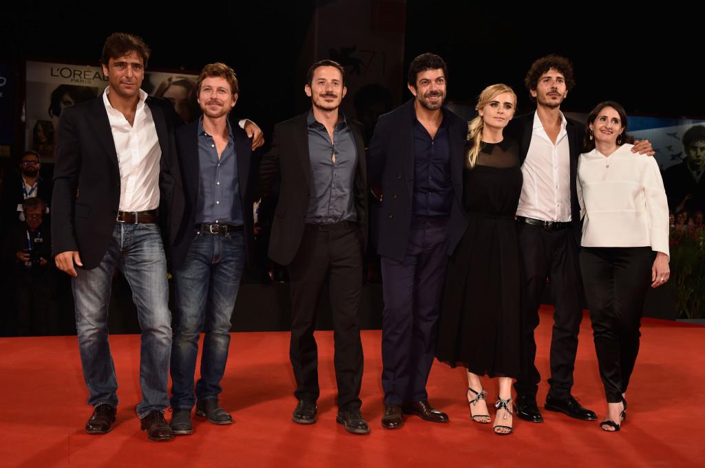 Mostra del cinema di Venezia / Day 4
