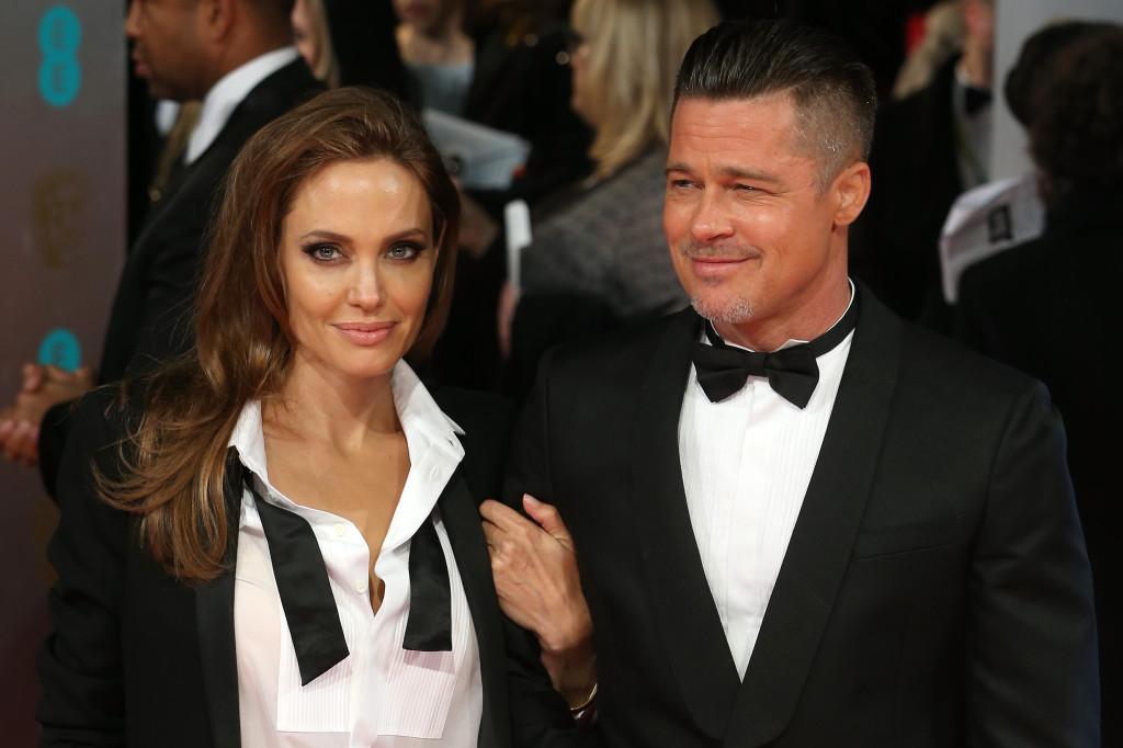 La coppia sul red carpet dei British Academy Film Awards 2014
